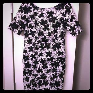 Beautiful floral Calvin Klein dress